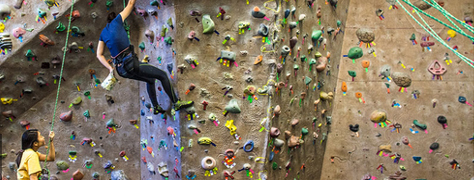 ChicagoKids.com - Hot Climbing Spots for Kids