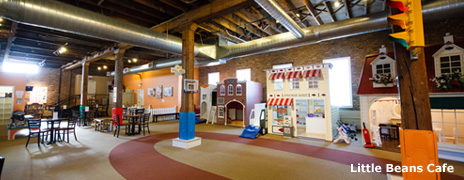 ChicagoKids.com - Indoor Play Cafes and Play Spaces