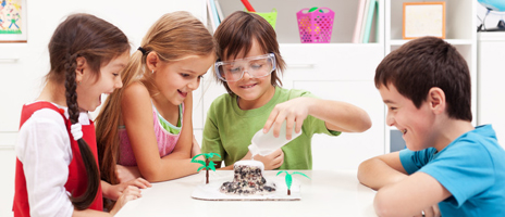 ChicagoKidscom Robot And Science Birthday Parties - Childrens birthday party ideas dundee